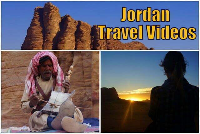 Jordan Travel Videos