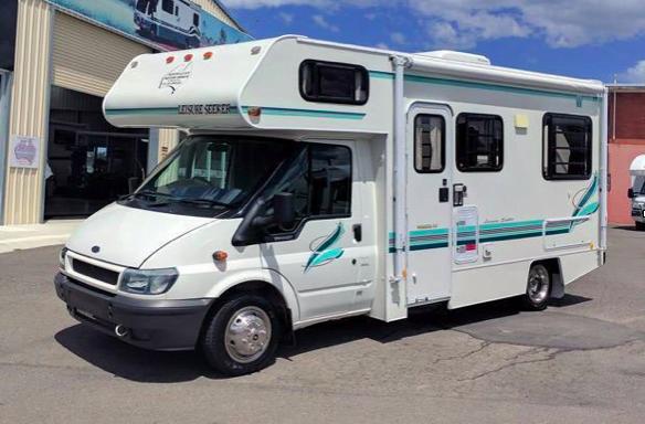 Choosing A Camper Van For Your Aussie Road Trip
